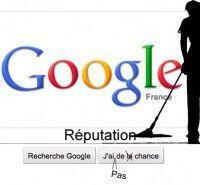 Mauvaise réputation sur Google