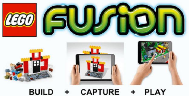 Boite Lego Fusion