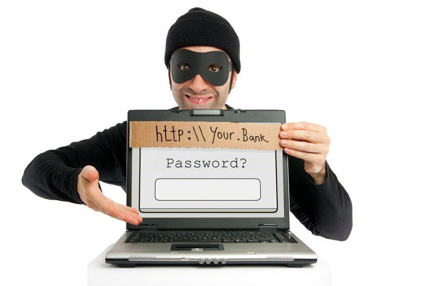 illustration d'un phishing