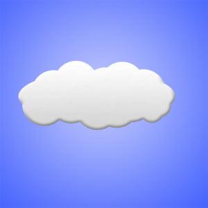nuage ilustrant le cloud