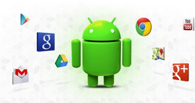 Illustration d'Android