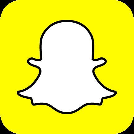 Logo snapchat illustration de la formation