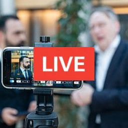 Exemple de live vidéo